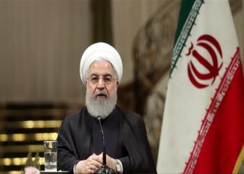 روحاني: مفاوضاتنا مع الإمارات لم تتوقف في أي فترة زمنية
