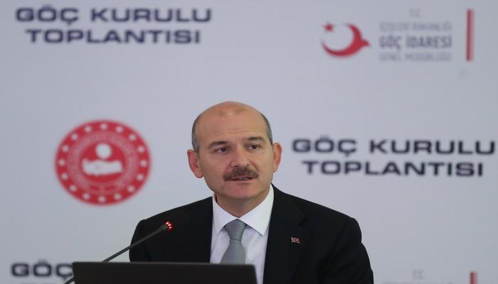 وزير الداخلية التركي: منحنا الجنسية لنحو 112 ألف سوري