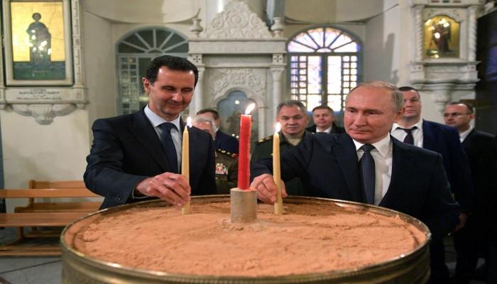لماذا يدعم بوتين قوات الأسد دائما ضد أردوغان؟