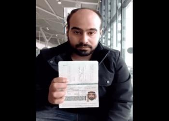 سعودي يعلن إلحاده ويهاجم النظام الحاكم بالمملكة