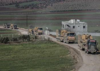 الجيش التركي يعزز نقاط مراقبته بإدلب بمدافع ودبابات