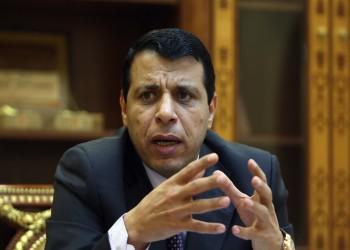 حزب الترابي يتهم دحلان بالتخطيط لتفكيك السودان لصالح الإمارات