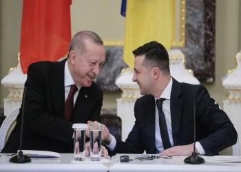 لعبة القرم.. هكذا ينتقل السجال بين تركيا وروسيا إلى أوكرانيا