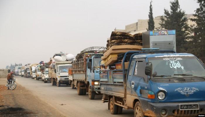 تحذير أممي من الأوضاع في إدلب بعد نزوح 900 ألف