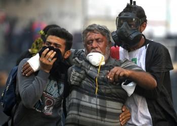 تنديد أممي باستخدام بنادق الصيد ضد المتظاهرين بالعراق