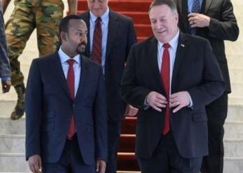 بومبيو يبحث مع آبي أحمد الأمن والاستثمار وانتخابات إثيوبيا