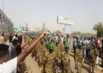 الجيش السوداني يحيل ضباطا للتقاعد بينهم مؤيدون للثورة
