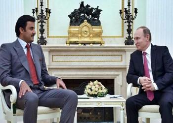 لقاء متوقع بين تميم وبوتين في بطرسبورج يونيو المقبل