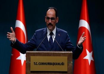 تركيا تنفي مزاعم حفتر تدمير إحدى سفنها بميناء طرابلس