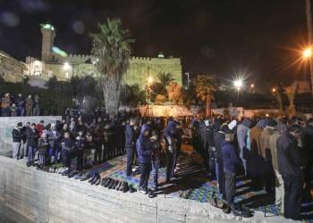 فجر نابلس العظيم.. احتجاج فلسطيني على صفقة القرن