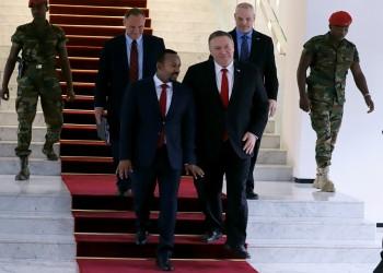 واشنطن تعترف بوجود أزمة بين القاهرة وأديس أبابا حول سد النهضة