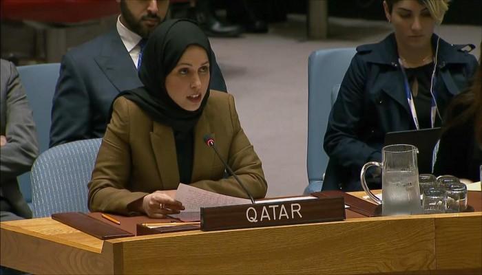 قطر: الحصار انتهاك صارخ لمبادئ السيادة وميثاق الأمم المتحدة