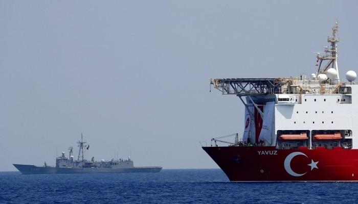 أردوغان يعلن شراء سفينة تنقيب بحري ثالثة عن الغاز
