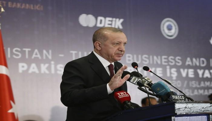 أردوغان يتعهد بدعم حكومة الوفاق للسيطرة على كامل ليبيا