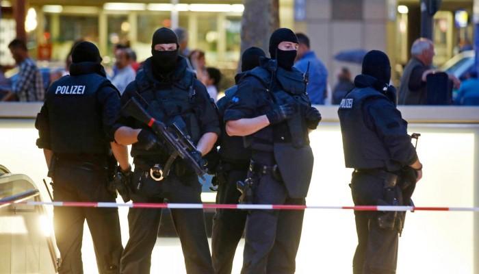 مقتل 8 في إطلاق نار غربي ألمانيا