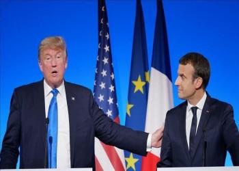 ترامب وماكرون يؤكدان على أهمية الناتو ومواجهة الإرهاب بأفريقيا
