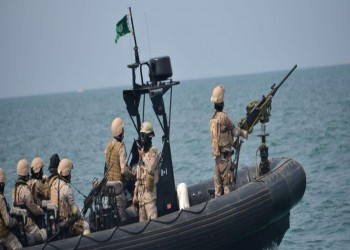 المدافع البحري.. تمرين سعودي أمريكي لتعزيز أمن الملاحة