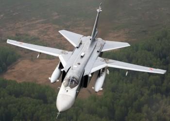 روسيا: مقاتلاتنا دمرت دبابة و6 مدرعات للمسلحين المدعومين من تركيا بإدلب