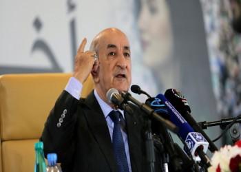 تبون يؤكد استعداد الجزائر للعب دور الوساطة في النزاع الليبي