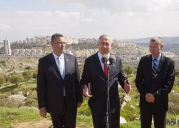 نتنياهو يعلن خططا لإنشاء 3000 منزل استيطاني قرب القدس الشرقية