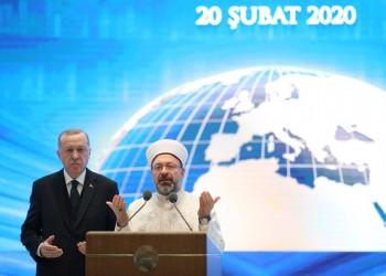 تضم 4 ملايين كتاب.. أردوغان يفتتح مكتبة الرئاسة التركية