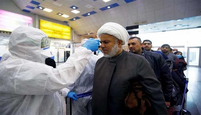 العراق يمنع الإيرانيين من دخول أراضيه بسبب كورونا