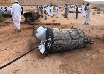 التحالف يعترض صواريخ حوثية قبل وصولها إلى السعودية