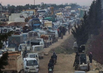 الاتحاد الأوروبي يطالب كافة الأطراف بوقف القتال في إدلب
