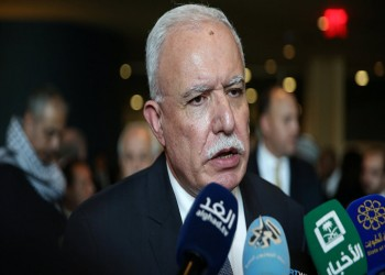 وزير خارجية فلسطين يشيد بموقف السعودية من التطبيع مع إسرائيل