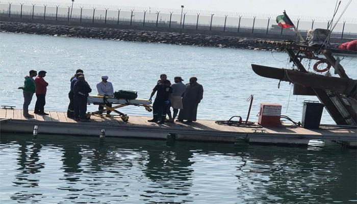 الكويت تعثر على جثة صياد مصري غرق بمياه الخليج