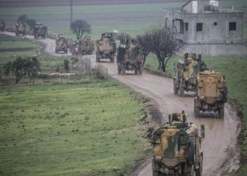 تصعيد عسكري بإدلب بين قوات تركية وأخرى تابعة للأسد