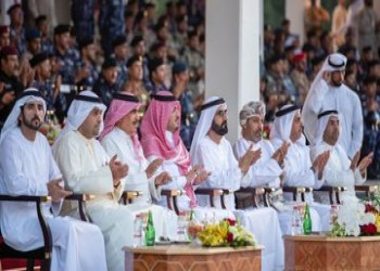 تمرين أمن الخليج العربي يختتم فعالياته في دبي