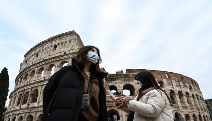 إيطاليا تسجل حالتي وفاة بفيروس كورونا