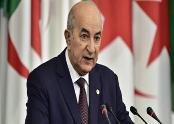 رئيس الجزائر يرحب بزيارة تميم ويلمح لتوسطه في الأزمة الخليجية