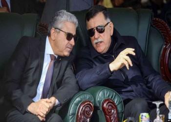 الوفاق الليبية تقترح استضافة قاعدة أمريكية لمواجهة روسيا
