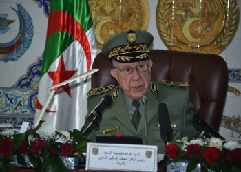 أول جولة خارجية.. قائد الجيش الجزائري يزور الإمارات