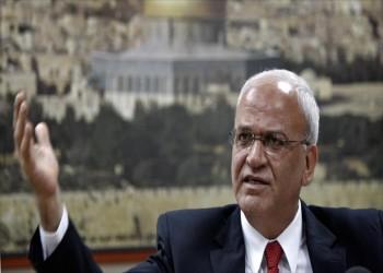 عريقات يدعو البرهان لعدم التطبيع مع إسرائيل