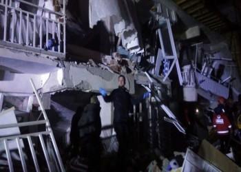 وفاة 8 أتراك جراء زلزال ضرب المنطقة الحدودية مع إيران