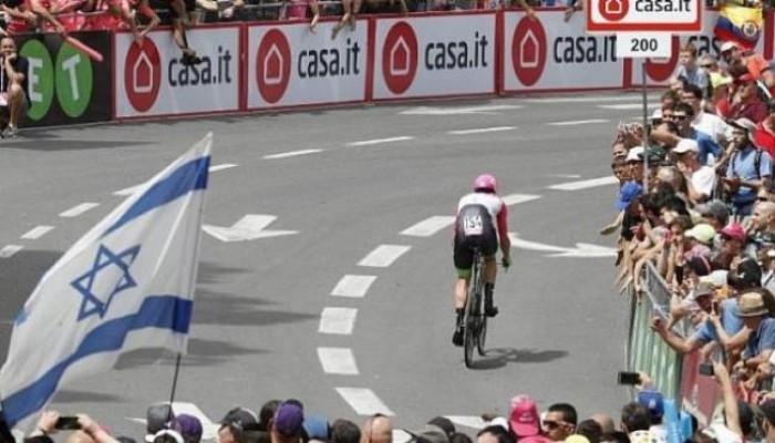الإمارات ترحب بمشاركة إسرائيل في سباق للدراجات بدبي