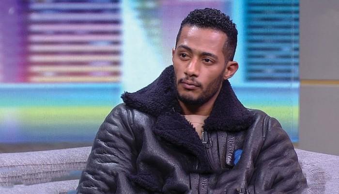 محمد رمضان يلوح بالتوقفعن الغناء في مصر (فيديو)