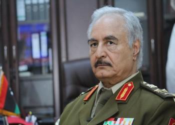 وثيقة سعودية تدعو الإفتاء للتركيز على دعم حفتر