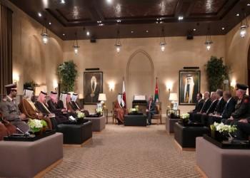أمير قطر يشيد بزيارته للأردن