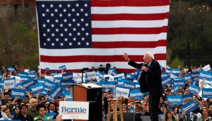 من بايدن إلى ساندرز.. كيف يرى المرشحون الديمقراطيون نظام السيسي؟