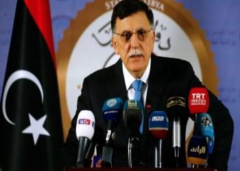 السراج يصف حفتر في خطاب أمام الأمم المتحدة بأنه مجرم حرب