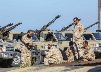 مصادر: مقتل 4 عسكريين مصريين وأسر ضابط في ليبيا