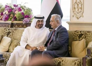 الوفاق الليبية: الإمارات أرسلت 100 شحنة أسلحة لحفتر