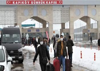 تركيا تبرر إغلاق حدودها مع إيران بسبب عدم عزل قم