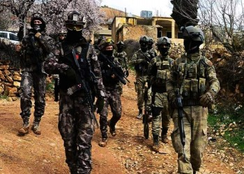 تركي تعلن تحييد 6 من مليشيا كردية في عملية نوعية شمال سوريا