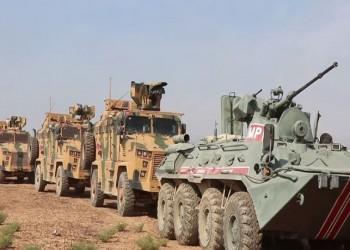 روسيا تعلن استئناف الدوريات المشتركة مع تركيا شمال سوريا