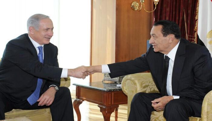 حيا وميتا.. علاقة استثنائية جمعت بين إسرائيل وحسني مبارك
